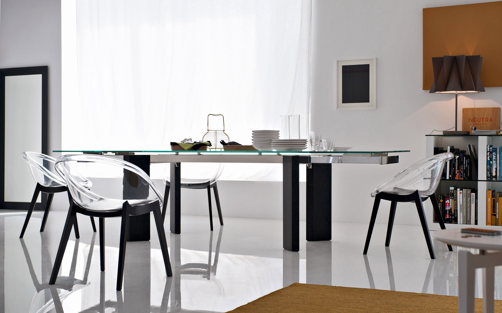 Calligaris piero mobili roma for Tavolo cream calligaris